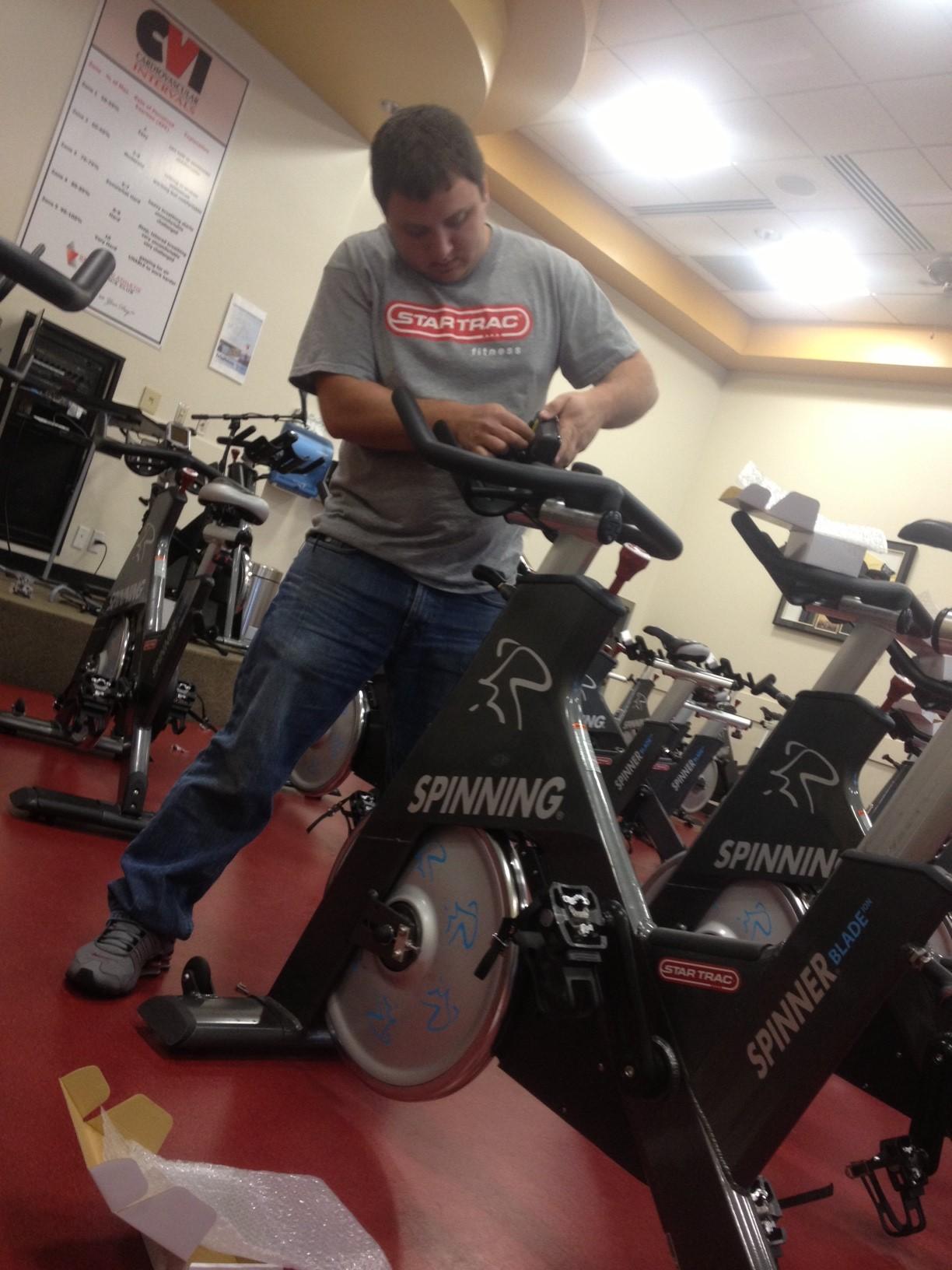 Exercise Equipment Repair