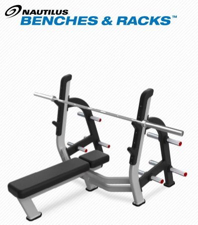 Nautilus Benches and Racks