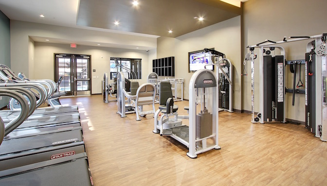 Sport and Fitness Fitness Facility Design