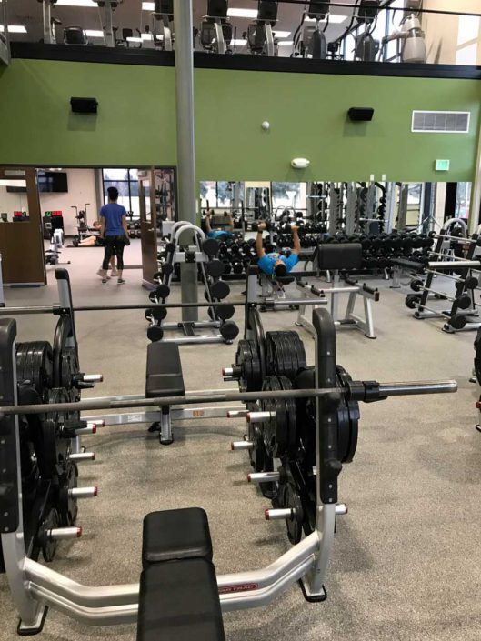 Greeley Weight Training Equipment