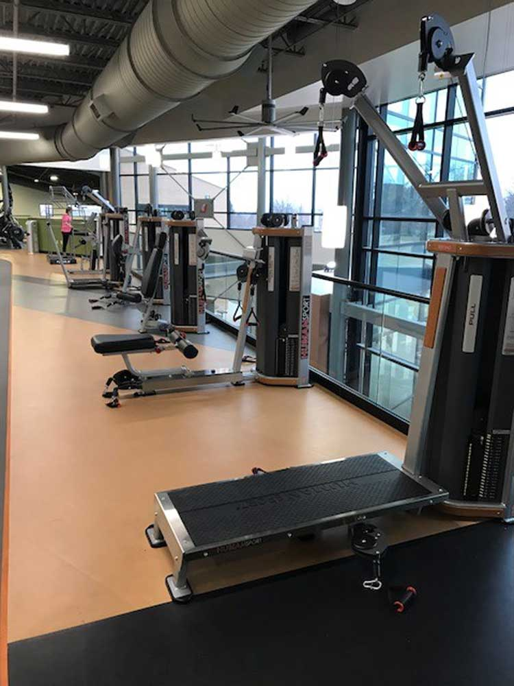 Greeley Fitness Equipment