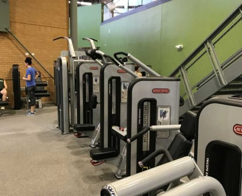 Greeley Exercise Equipment