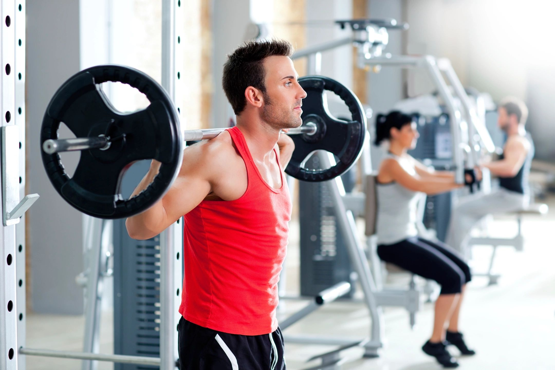 Commercial Fitness Equipment Financing