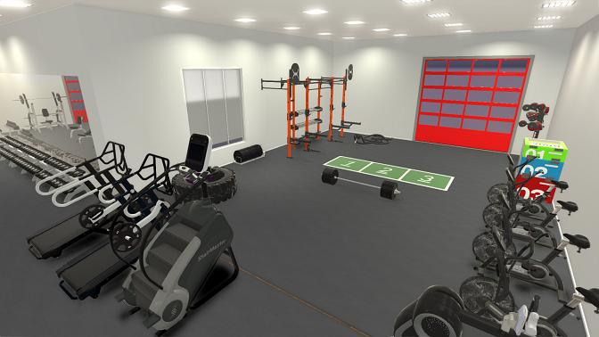 Fitness Center Design Sport And Fitness Inc