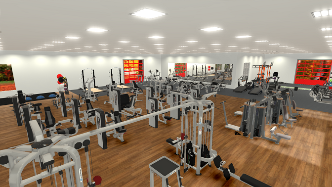 Fitness Center Design Sport And Fitness Inc