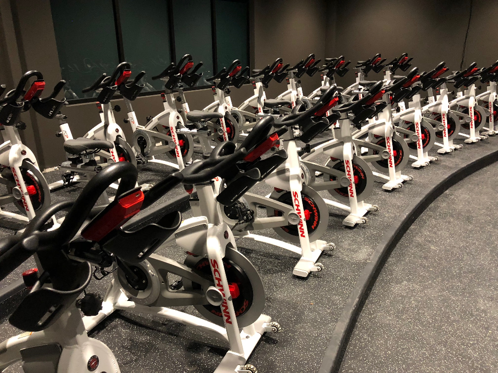 Cycling Studios By Schwinn Sport And Fitness Inc